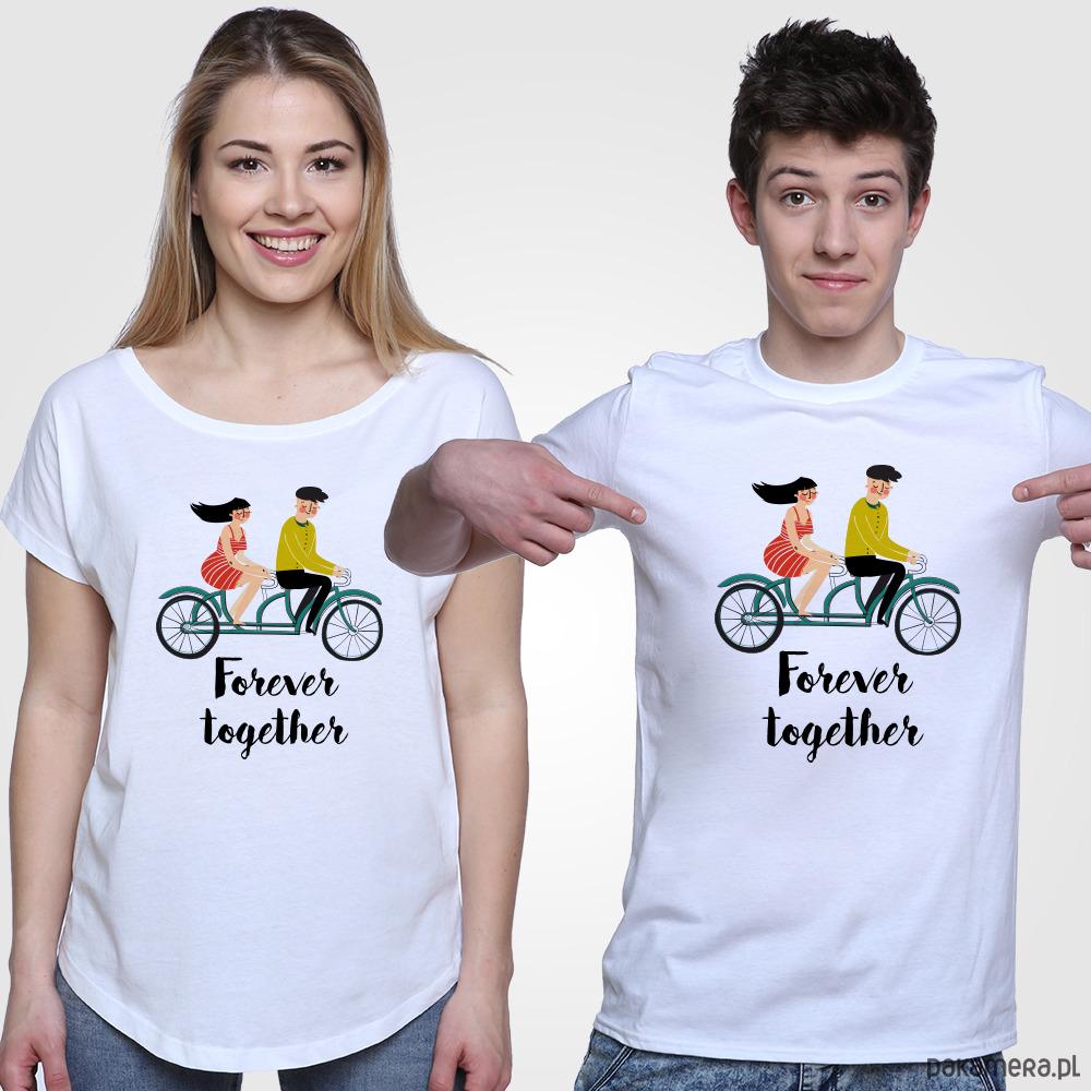 Koszulki dla par Magazyn Pakamera.pl Koszulki dla Par
